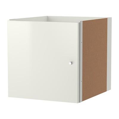IKEA príspevok s dverami KALLAX biely lesk kurier24