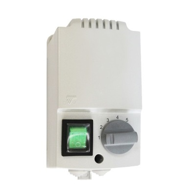 Regulátor rýchlosti - Regulátor otáčok ventilátora HC 14.0A REVENTON
