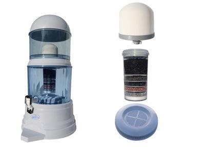 куллер МИСТИ PN 14 фильтр PH10 окислительно-восстановительные -170 мв