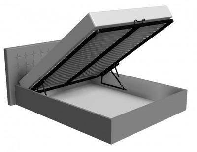 Podnoszony Metalowy Stelaż Pod Materac 200x200