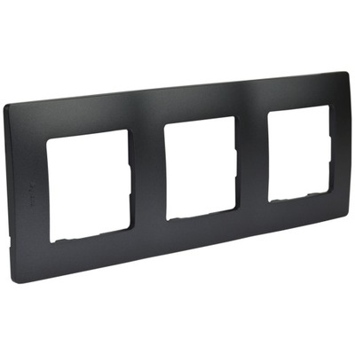 NILOE RÁM TRIPLE BLACK 397033 legrand-online obchod