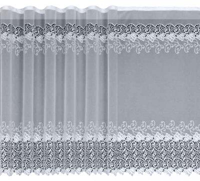 GIPIURA záclony, závesy, záclony LUX 500x170 500x160