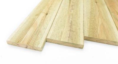 Terasová Podlaha - terasové dosky - Pine terasa doska 200x14,5x2,1 cm FV23
