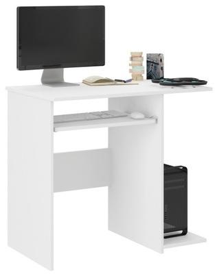 7 Praktycznych Biurek Komputerowych Do Małego Mieszkania