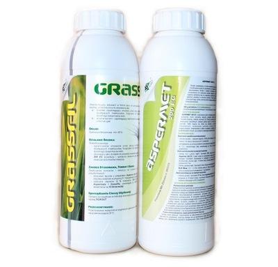 ASPERMET +GRASSFIL postrekovač na KLIEŠTE, komáre a MUCHY