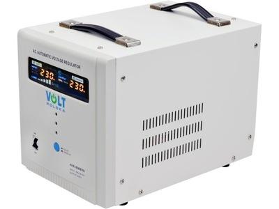 Стабилизатор напряжения тока 5000VA AVR ВОЛЬТ польский
