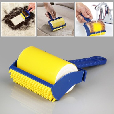 Image result for cleaning with a lint brush at home images