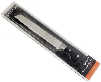 Ambition Нож  для хлеб Master супер Качество bigmatt