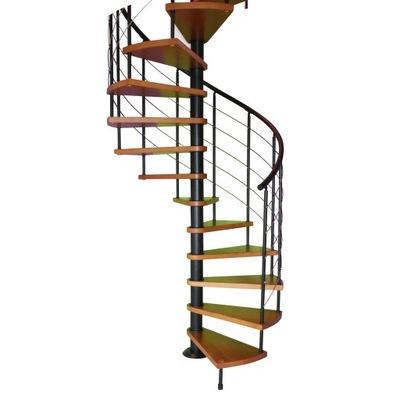 Točité schody, točité KÔRY model Bavorsko 110 cm