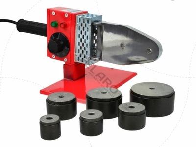 Sada na zváranie, zváračka - POLYKÚZICKÉ ZVÁRANIE PRE PP PVC POTRUBIA 20-64mm TYP H