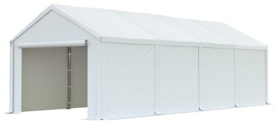 палатка гараж складское 4x8m