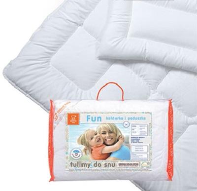 Белье одеяло детская FUN 90x120 комплект