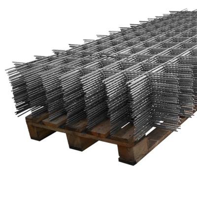 Сетка сталь армирования бетона, приваривается 4мм 120x240cm