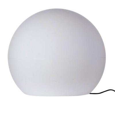 Pálenie vonkajšie Misa s priemerom 30 cm LED RGB