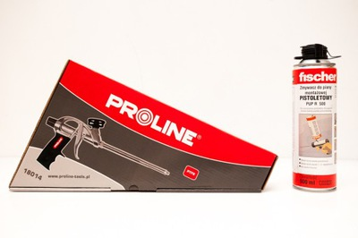 PROLINE ZBRAŇ PENA + handričkou