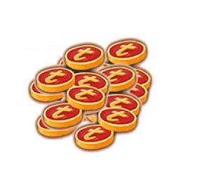 TIBIA 500 TC TIBIA COINS WSZYSTKIE SERWERY