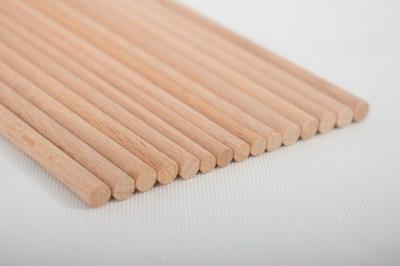 палочки деревянные для мороженое Круглые 12СМ 100шт