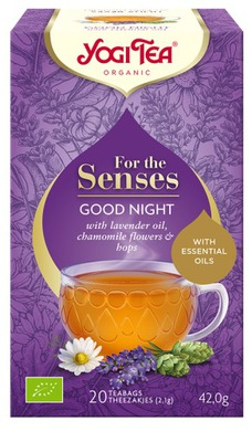 чай Спокойной Ночи GOOD NIGHT био - YOGI TEA