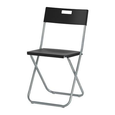 IKEA skladacie stoličky / travel GUNDE kuriér