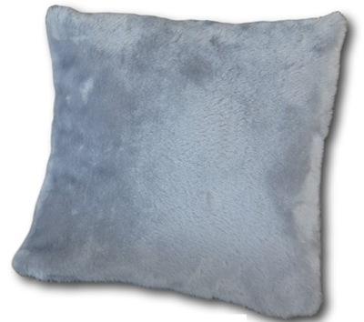 наволочка Декоративная подушка 50x60 мохнатый гл
