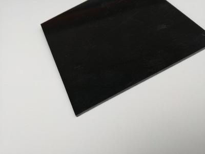 1mm HIPS POLISTYREN 100x200cm CZARNY plexi pleksa