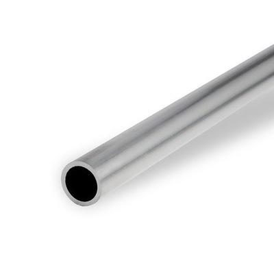Rura aluminiowa fi 25 x 3 mm - 100 cm