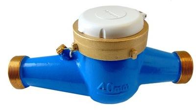 Vodomeru BMeters 6/4 suchobieżny studenej vody 241
