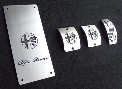 ПЕДАЛИ ALFA ROMEO 156 3.2 GTA 4X4 V6 JTD SPARK JTS