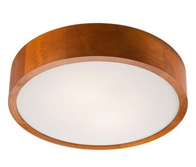 DREVENÉ interiérové svetlo LED modul, 20W EVELINA 38 Calvados