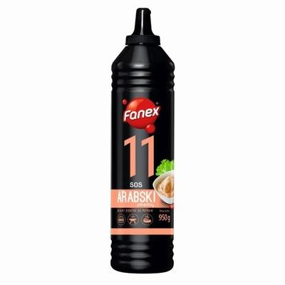 [SF] соус арабский пряный 950г Fanex -