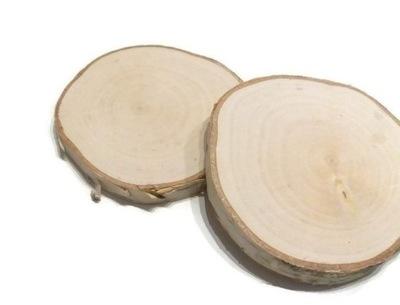 ?????????? пластыри дерева Береза граненые 10 -12см