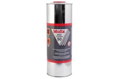 Mafix 50 rozpúšťadlo, handričku pre PVC silné žieravé