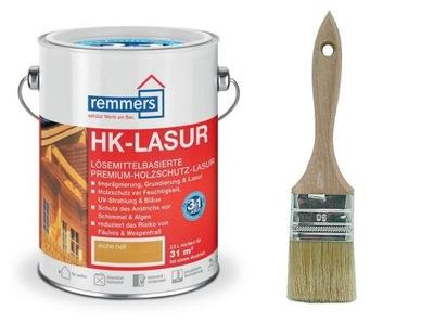 REMMERS IMPREGNÁCIA DREVA HK-LASUR 5L Farba