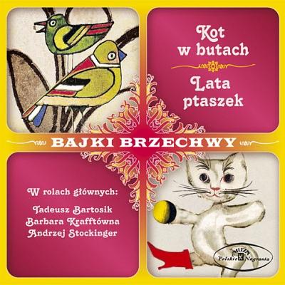 Kot W Butach Lata Ptaszek Słuchowisko Cd 7188982118 Allegropl