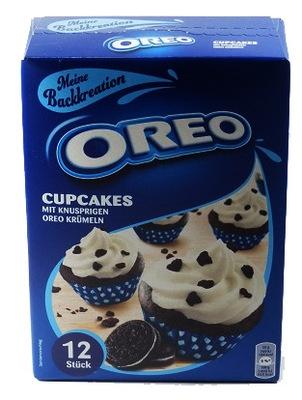 кексы OREO CUP CAKES 12sztuk из Германии
