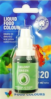 Пищевые красители ? жидкости зеленый 20 МЛ