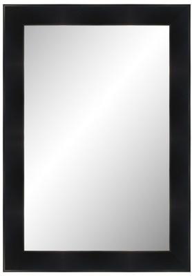 ManufakturaRam зеркало в плечо 80x60 Черный ???