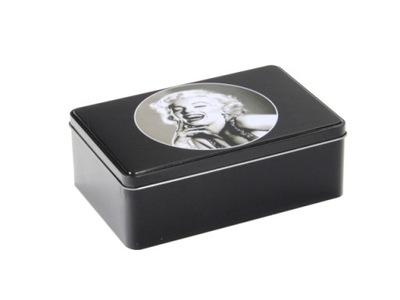 банка Мэрилин Монро коробка инкрустированные украшения