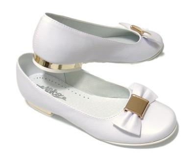 1c78d62b64920 buty komunijne dziewczęce rozm 32,buciki komunijne 7032187321 ...