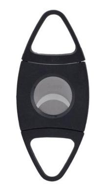 Гильотина для сигар кусачки пластик /Металл черная