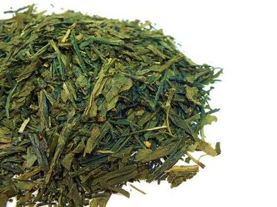 Japan SENCHA SATSUMA 50 г Травы. зеленый .