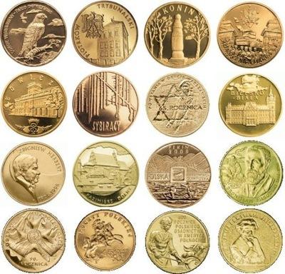 2  (2008) - комплект всем 16 монет с 2008 ???