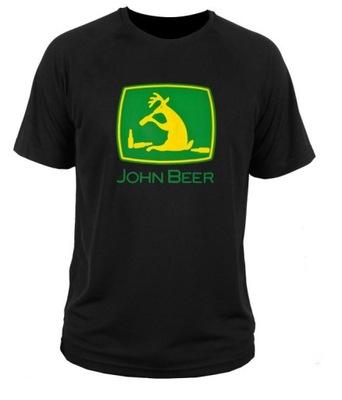 koszulka t-shirt John Beer \ deere ursus zetor l