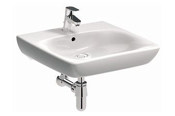 Umývadlo KOLESO NOVA PRO BEZ BARIÉRY SINK 55 CM M38155