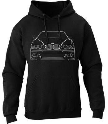 Bluza z kapturem E39 BMW (L)