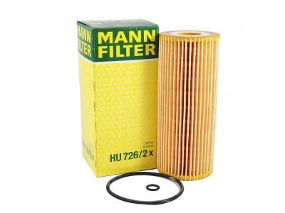 MANN FILTR OLEJU HU 726/2X HU726/2 OE640/1