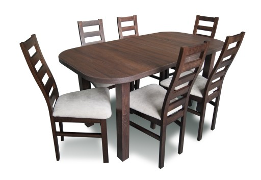 Stół Z Krzesłami Zestawy Producent Tanio Nowość
