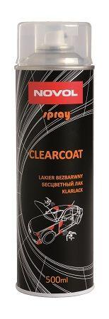 Novol - Clearcoat lakier bezbarwny w sprayu 500ml