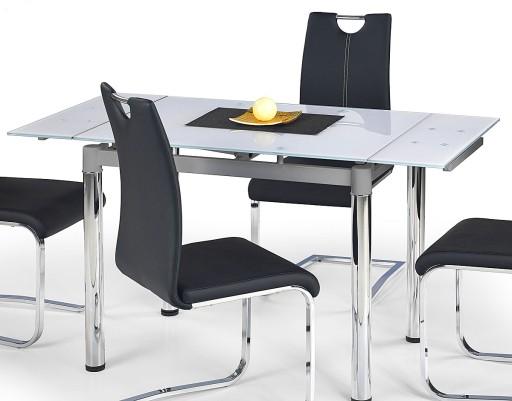 Stol Szklany Bialy Czarny Kuchnia Salon Rozkladany 788 Zl Allegro Pl Raty 0 Darmowa Dostawa Ze Smart Bilgoraj Stan Nowy Id Oferty 5869839905