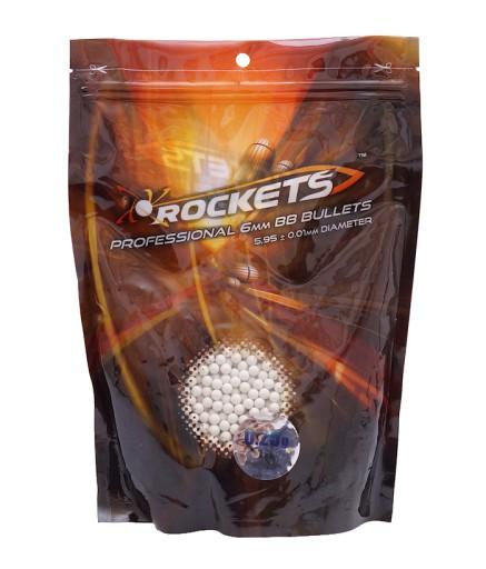 Precyzyjne Kulki ROCKETS - 0,25g - 4000szt. - 1kg